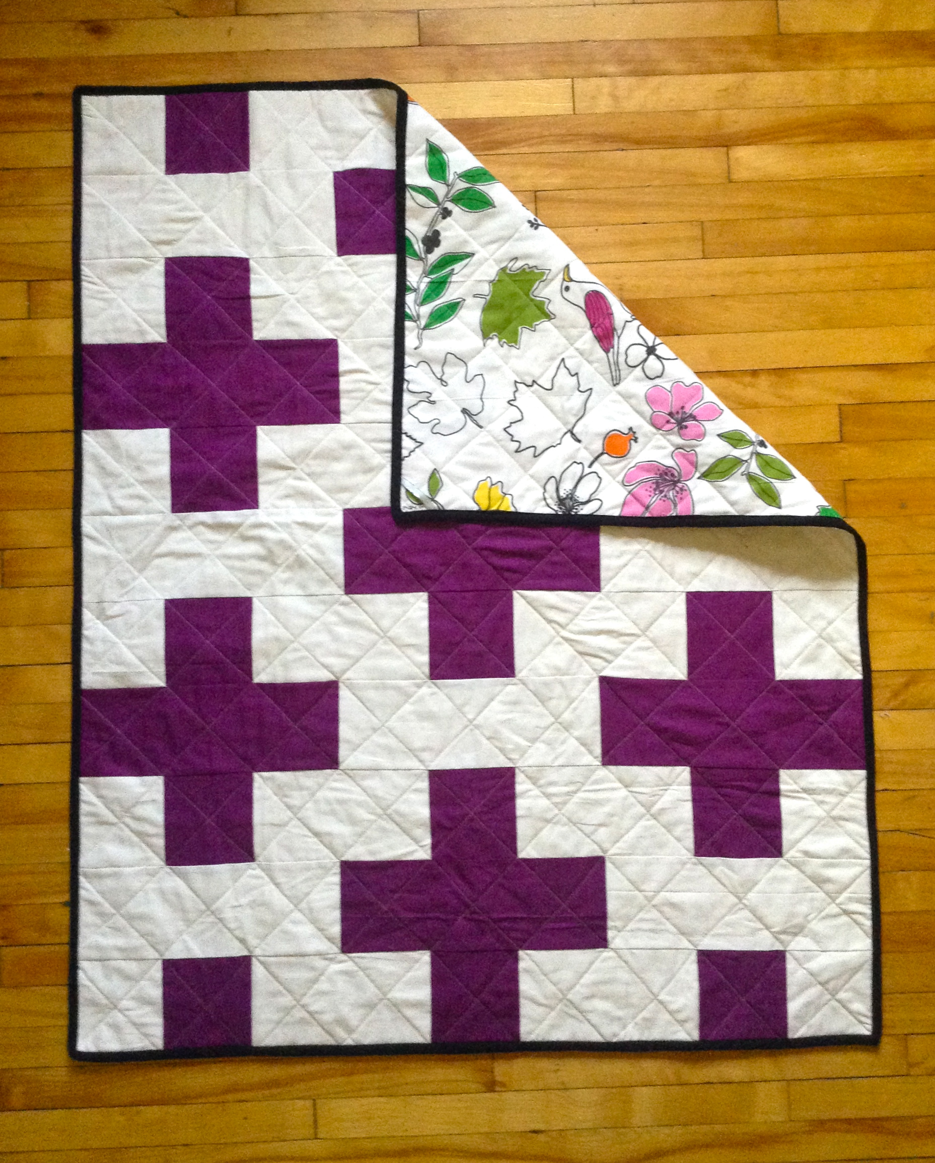 Little Plus Quilt Wendy World