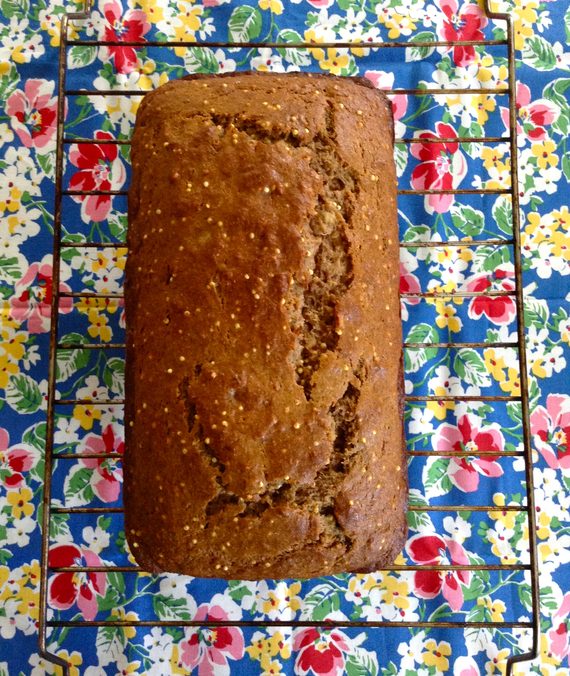 smitten kitchen crackly banana bread | Wendy world